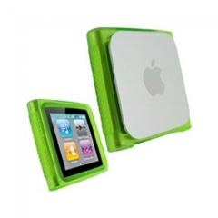 Ryse Gel iPod Nano 6G Case - Green