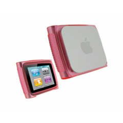 Ryse Gel iPod Nano 6G Case - Pink