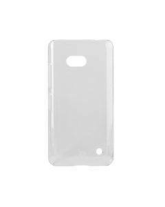 XQISIT iPlate Glossy Lumia 640 Case - Clear