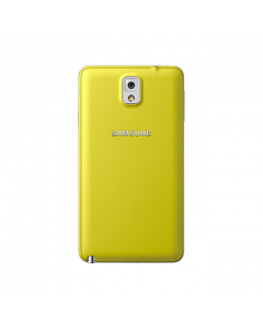 Official Samsung Galaxy Note 3 Back Case - Lime Green