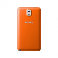 Official Samsung Galaxy Note 3 Back Case - Orange