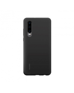 Official Huawei Silicone P30 Case - Black