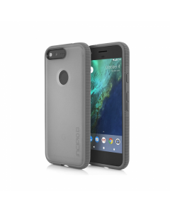 Incipio Octane Pixel Case - Grey and Clear