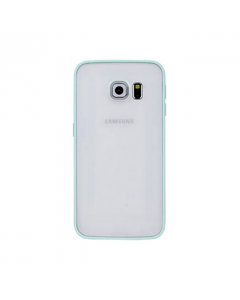 MPA Frosted Back Galaxy S6 Edge Case - Mint Green