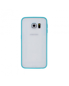 MPA Frosted Back Galaxy S6 Edge Case - Turquoise