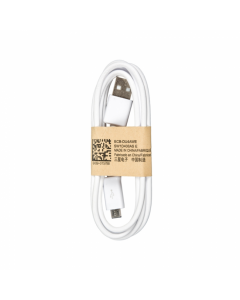Official USB Data Samsung Galaxy Cable (ECB-DU4AWE) - White