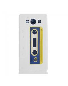 KOLAY Retro Cassette Galaxy S3 Case - White