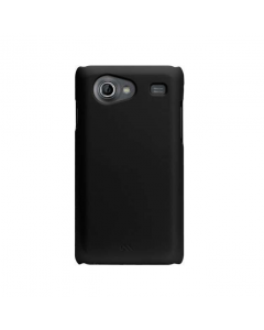 Case-Mate Barely There Galaxy S Advance Case - Black