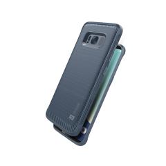 Ubittek Resilient Galaxy S8 Plus Case - Blue
