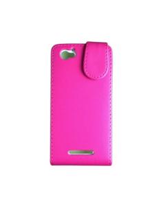 MPA Flip Xperia M Case - Pink