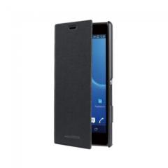 Roxfit Premium Slim Line Book Xperia M2 Case - Black