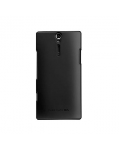 Case-Mate Barely There Xperia S Case - Black