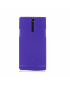 KOLAY Gel Xperia S Case - Purple