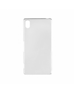 XQISIT iPlate Glossy Xperia Z2 Case - Clear