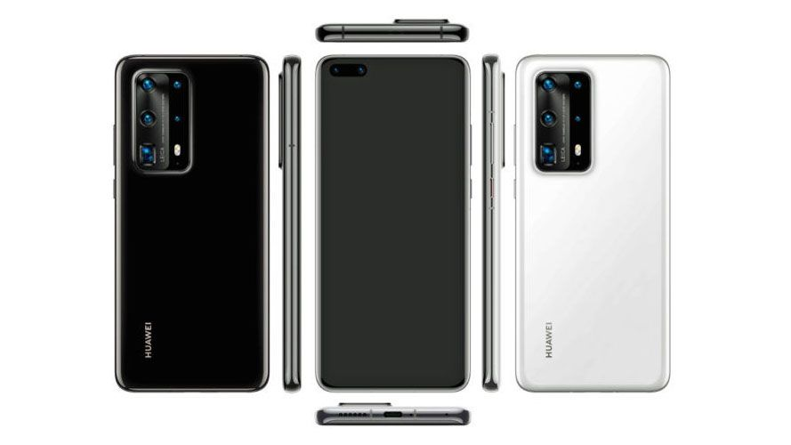 Huawei P40: leaks, release date, price and things you need to know!